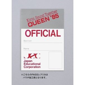 Queen WE ARE THE CHAMPI...の詳細画像4