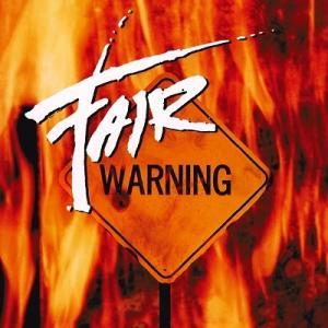Fair Warning Fair Warning CD
