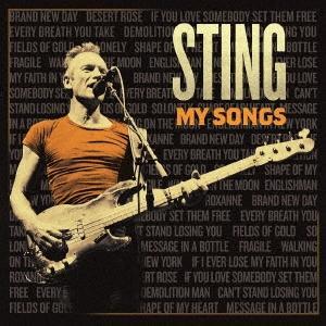 Sting マイ・ソングス SHM-CD