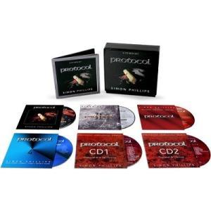 Simon Phillips Protocol CD