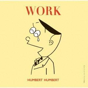 ハンバートハンバート WORK<初回限定盤> CD