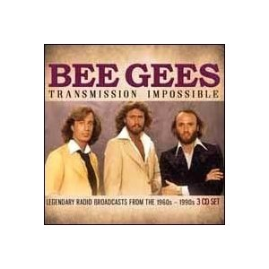 Bee Gees Transmission Impossible CD