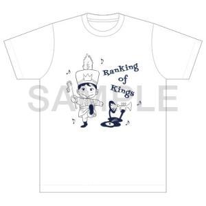 王様ランキング × TOWER RECORDS Tシャツ 白 L Apparel