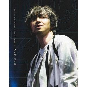 三浦大知 DAICHI MIURA LIVE TOUR ONE END in 大阪城ホール [Blu-ray Disc+2CD]<初回限定特殊仕様> Blu-ray Disc ※特典あり tower