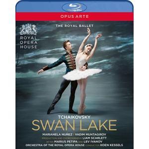 英国ロイヤル・バレエ バレエ《白鳥の湖》(リアム・スカーレット版) Blu-ray Disc