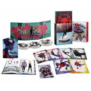 スパイダーマン:スパイダーバース プレミアム・エディション [4K Ultra HD Blu-ray...
