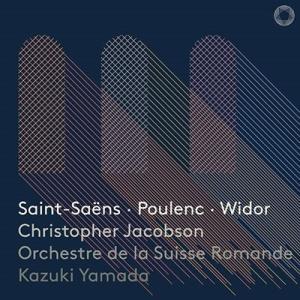 山田和樹 サン=サーンス: 交響曲第3番「オルガン付き」、プーランク: オルガン、弦楽とティンパニのための協奏曲、他 SACD Hybrid