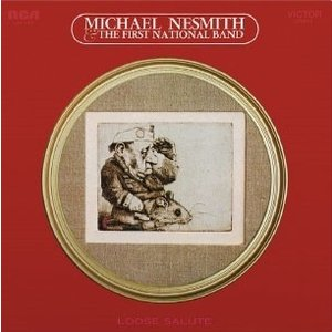 Michael Nesmith Loose Salute LP