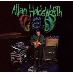 Allan Holdsworth Warsaw Summer Jazz Day [CD+DVD] CD