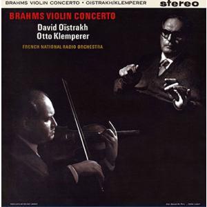 ダヴィド・オイストラフ ブラームス: ヴァイオリン協奏曲(1960年録音)、ベートーヴェン: 三重協奏曲(1958年録音)<タワ SACD Hybrid