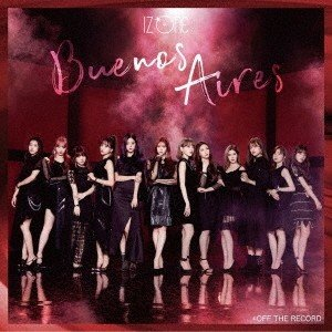 IZ*ONE Buenos Aires [CD+DVD]<通常盤Type A/初回限定仕様> 12cmCD Single ※特典あり|tower