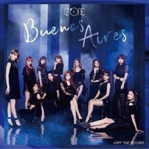 IZ*ONE Buenos Aires [CD+DVD]<通常盤Type B/初回限定仕様> 12cmCD Single ※特典あり