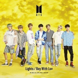 BTS Lights/Boy With Luv [CD+DVD]<初回限定盤A> 12cmCD Single ※特典あり|tower