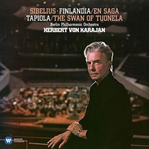 ヘルベルト・フォン・カラヤン シベリウス: 管弦楽作品集<初回生産限定盤> LP