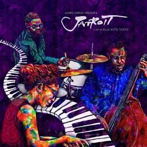 大西順子 presents JATROIT JUNKO ONISHI PRESENTS JATROIT Live at BLUE NOTE TOKYO CD