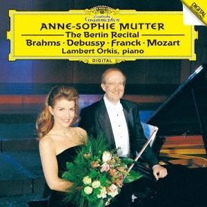 アンネ=ゾフィー・ムター ベルリン・リサイタル<生産限定盤> CD