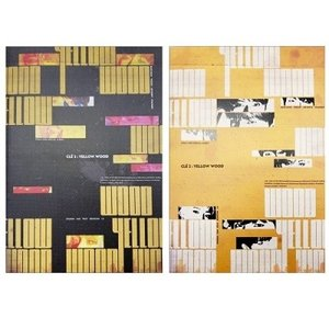 Stray Kids Cle 2: Yellow Wood (ランダムバージョン) CDの画像