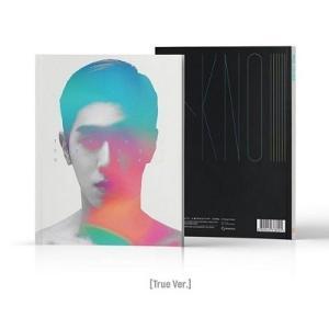 U-Know (東方神起) True Colors: 1st Mini Album (True Ver.) CD ※特典あり
