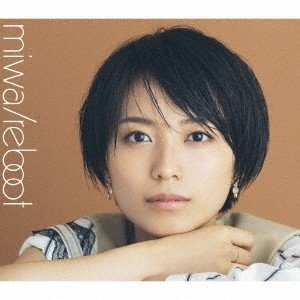 miwa リブート<通常盤> 12cmCD Single