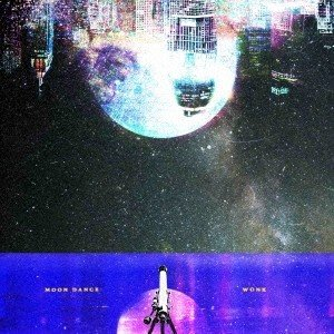 WONK Moon Dance CD