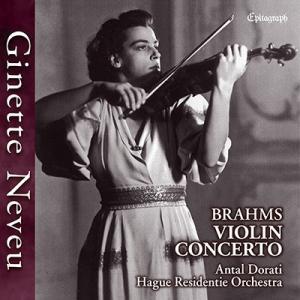 ジネット・ヌヴー ブラームス: ヴァイオリン協奏曲<限定盤> UHQCD