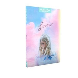 Taylor Swift Lover (Deluxe Album Version 1)<数量限定盤> CD