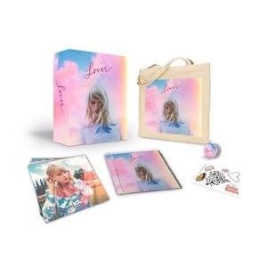 Taylor Swift Lover (Deluxe CD Boxset)<数量限定盤> CD