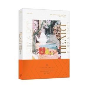 神話(SHINHWA) 2018 SHINHWA 20th ANNIVERSARY CONCERT HEART DVD