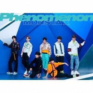 MONSTA X Phenomenon [CD+DVD]<初回限定盤A> CD ※特典あり