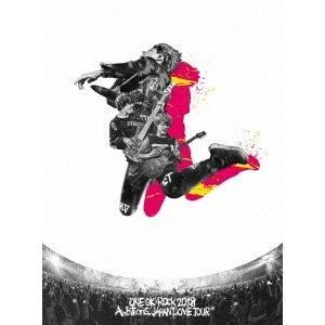 ONE OK ROCK ONE OK ROCK 2018 AMBITIONS JAPAN DOME TOUR [2DVD+ブックレット] DVD ※特典あり