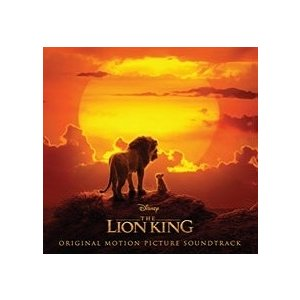Original Soundtrack The Lion King CD