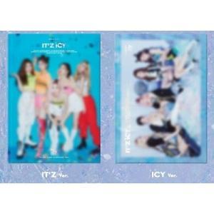 ITZY IT'z ICY (ランダムバージョン) CD