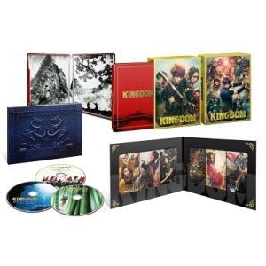 キングダム プレミアム・エディション [2Blu-ray Disc+DVD]<初回生産限定版> Blu-ray Disc ※特典あり