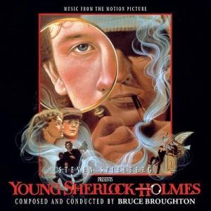 Bruce Broughton Young Sherlock Holmes CD