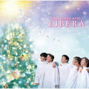 リベラ Christmas with LIBERA CD ※特典あり