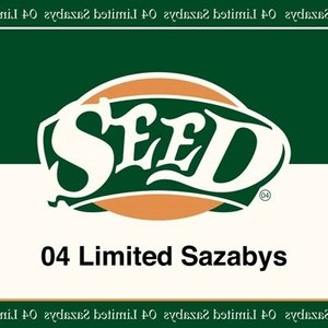 04 Limited Sazabys SEED 12cmCD Single ※特典あり