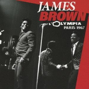 James Brown オリンピア・パリ 1967 CD