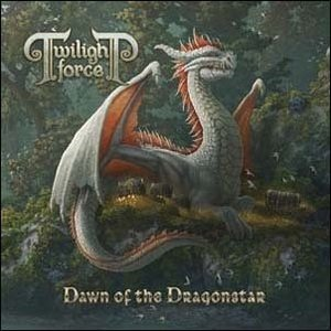 Twilight Force Dawn Of The Dragonstar CD