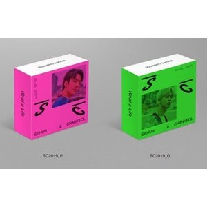 EXO-SC What A Life: 1st Mini Album (ランダムバージョン) [Ki...