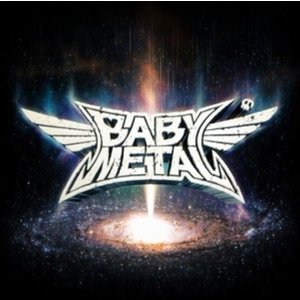BABYMETAL METAL GALAXY CD