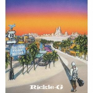 Rickie-G Follow Your Heart E.P. CD