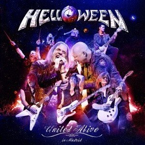Helloween ユナイテッド・アライヴ・イン・マドリード<初回仕様限定> CD ※特典あり