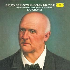 カール・ベーム ブルックナー: 交響曲第7番&第8番<タワーレコード限定> SACD Hybrid