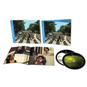 The Beatles アビイ・ロード【50周年記念2CDエディション】<期間限定盤> SHM-CD