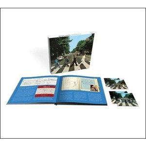 The Beatles Abbey Road (Anniversary Edition/SUPER DELUXE) [3CD+Blu-ray Audio+ブックレット]<完全生産限定盤> CD