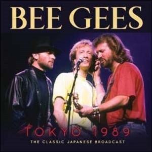 Bee Gees Tokyo 1989 CD