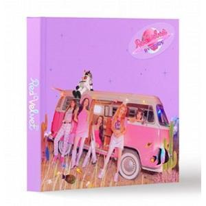 Red Velvet 'The ReVe Festival' Day 2: 7th Mini Album (Guide Book Version) CD