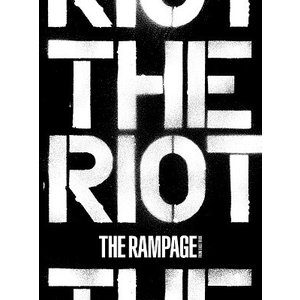 THE RAMPAGE from EXILE TRIBE THE RIOT [CD+2DVD]<初回限定三方背ケース仕様> CD ※特典あり|tower
