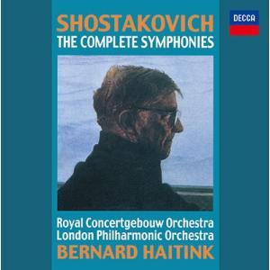 ベルナルト・ハイティンク ショスタコーヴィチ: 交響曲全集、管弦楽曲集、チェロ協奏曲第1番、他<タワーレコード限定 CD