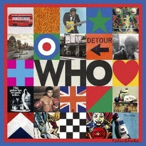 The Who WHO SHM-CD